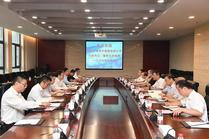 中国环境保护集团有限公司董事长郑朝晖一行访问哈电集团