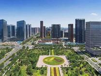 中关村软件园领导一行到北京兴谷经济开发区参观考察