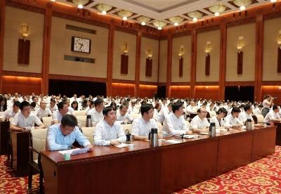 内蒙古自治区大数据发展管理局党组召开学党史、新中国史专题学习会