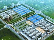 市领导到安徽谯城经济开发区麒源药业进行调度
