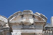土耳其萨加拉索斯古城遗址