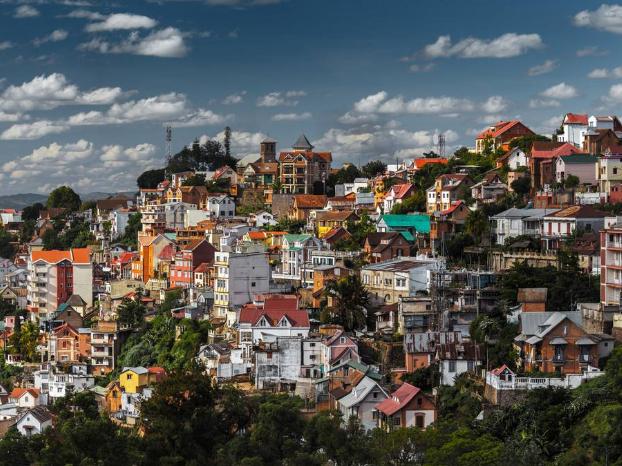 中马友好合作纪录片发布会及图片展在马达加斯加举办