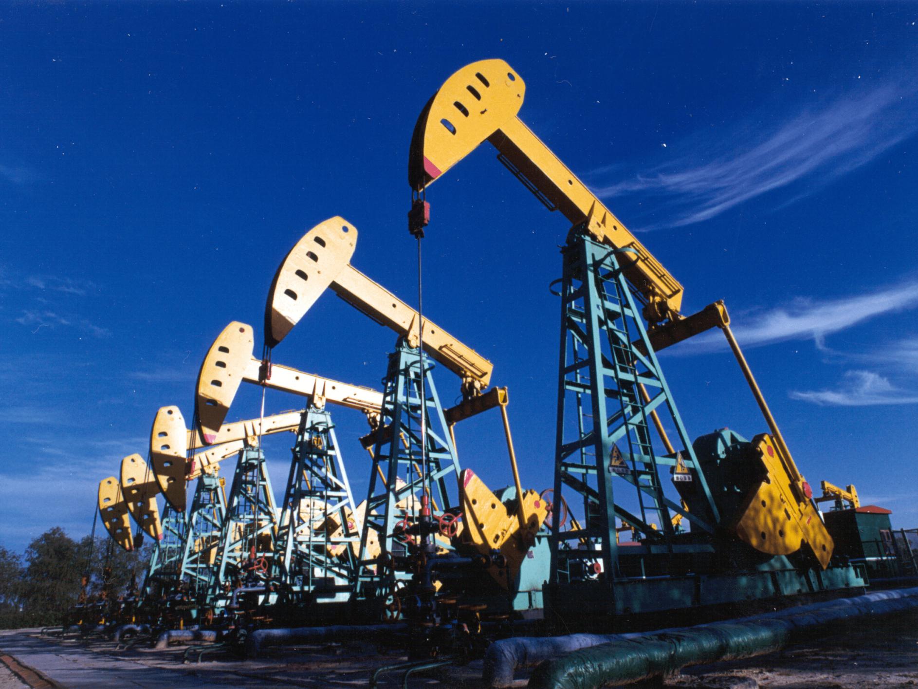 不忘初心强国梦  振兴发展向百年-热烈庆祝大庆油田发现60周年