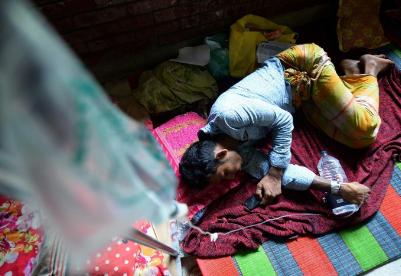 孟加拉国登革热病例超4万 中国企业伸援手