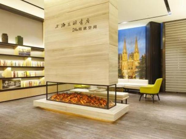 上海将在徐家汇建设大型阅读空间