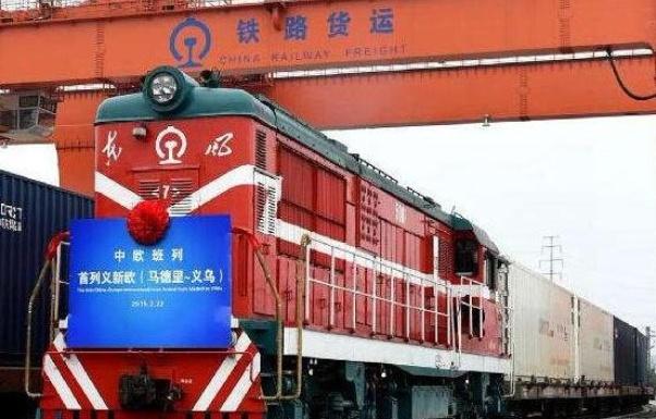 """""""义新欧""""中欧班列线路增至10条 已发运货物6万余标箱"""