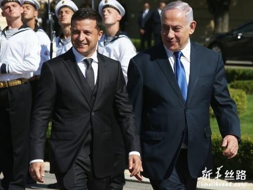 乌克兰和以色列将深化经贸合作