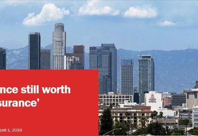 市政债券保险是否仍然物有所值?