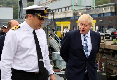 """紧跟美国中东政策 英国能否""""安全脱欧""""?"""