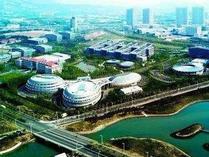 寿县考察组到安徽黄山高新区学习考察高铁站综合管理工作