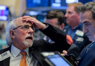 财经观察:美债收益率急挫引发金融市场担忧
