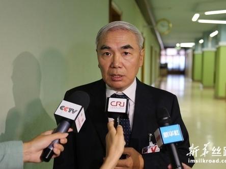 中国特使呼吁维护政治解决叙利亚问题的正确方向