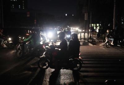 印尼首都雅加达遭遇大规模停电