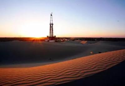中石化塔河油田原油产量破1亿吨