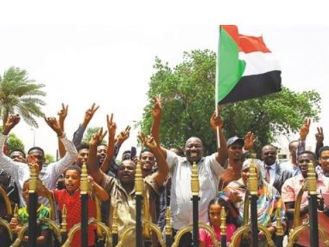 苏丹反对派确定过渡政府总理提名人选