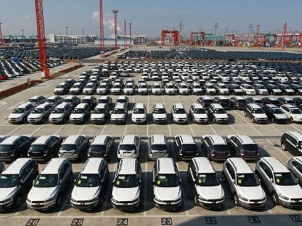 韩汽车出口额时隔2年连续5个月增长