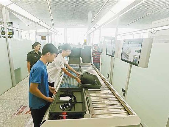 """机场市场商场…重庆人生活中的""""黑科技""""越来越多"""