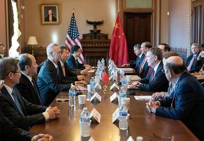 中美贸易共同体的终结