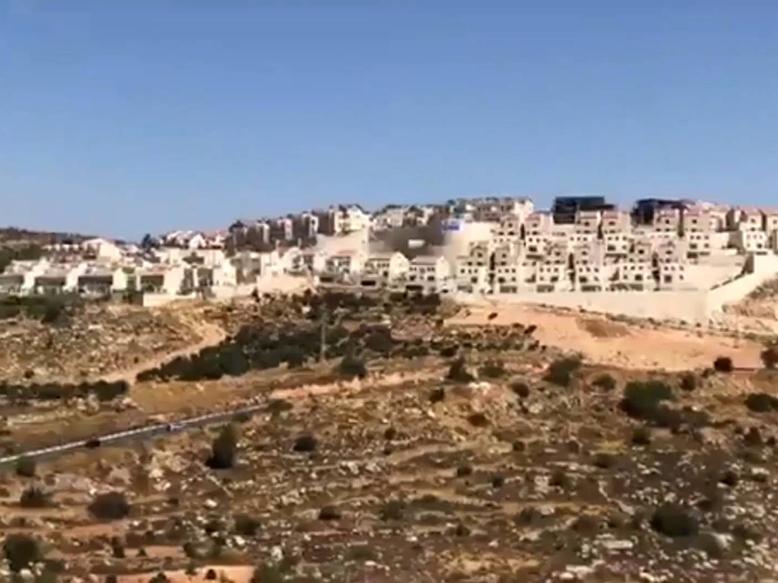 以色列总理表示不会撤除约旦河西岸犹太人定居点
