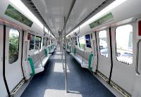 新型高安全性地铁列车在中车长客下线