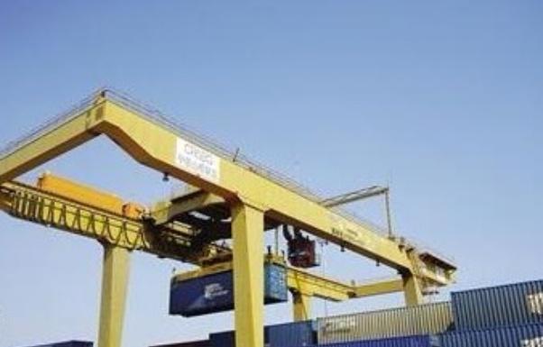 前七个月中欧班列(满洲里)已运输超10万个集装箱