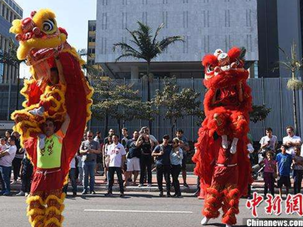 """巴西国会众议院庆祝""""中国移民日"""""""