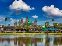 上半年赴柬中国游客超129万人次 同比增逾三成八