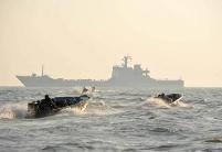 中国海军扩张:成为新兴全球大国的必经之路