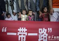 中国红十字会再次启动阿富汗先心病患儿救助行动