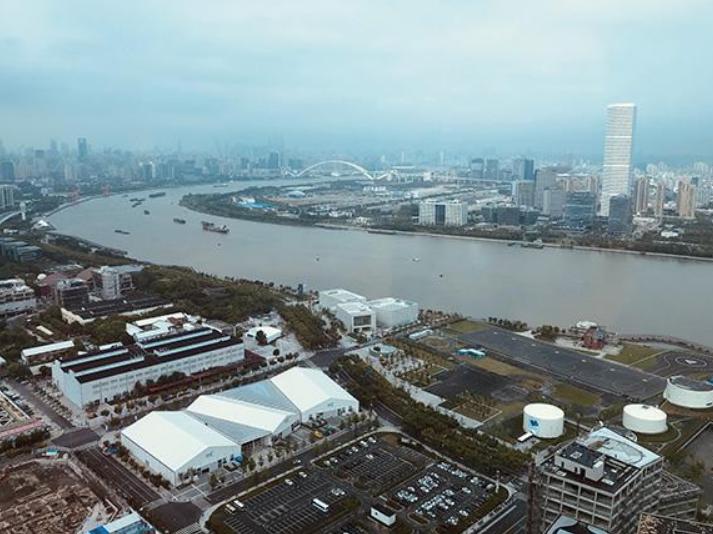 上海徐汇推动人工智能发展