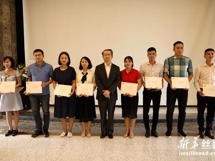越南79名学生获2019年中国政府奖学金