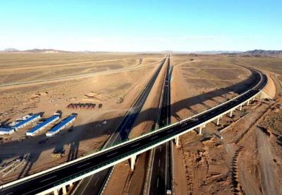 新疆各地州市高速公路全部连通
