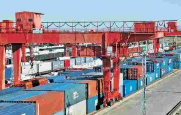 黑龙江中欧班列新线路开通 俄远东货物可直达哈尔滨
