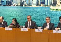 香港下调2019年度经济增长率预测至0%-1%