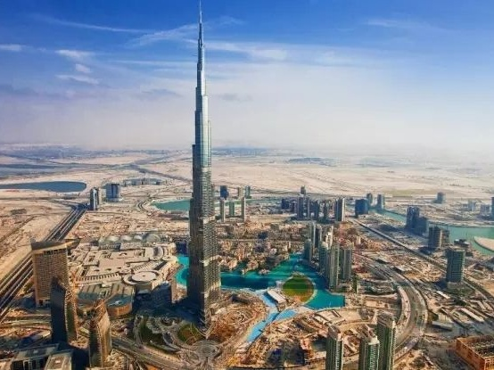 迪拜哈利法塔实现5G覆盖