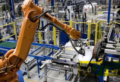 德国机械制造业订单持续低迷