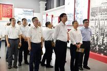 哈电集团领导班子开展革命传统教育