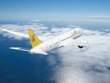 文莱航空10月底恢复直飞北京航线