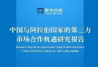 中国与阿拉伯国家开展第三方市场合作潜力巨大