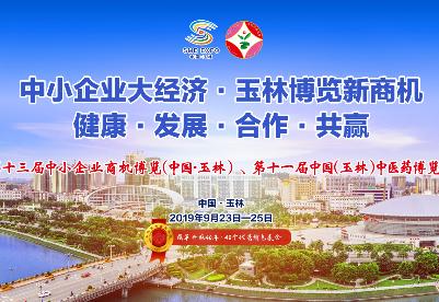 第十三届中小企业商机博览(中国·玉林)、第十一届中国(玉林)中医药博览会开幕式