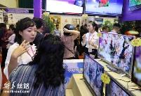 中国产品在平壤秋季国际商品展上热销