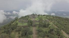 悬崖峭壁上的千年古刹——柏威夏寺