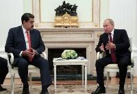 俄委两国总统讨论各领域合作