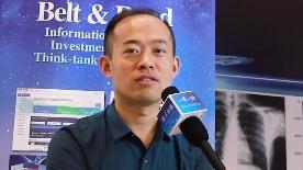 九峰医疗江洪波:借助中国-东盟信息港走出国门走进东盟