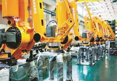"""杭州推出""""新制造业计划"""""""