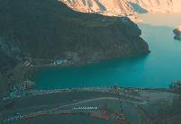 塔吉克斯坦罗贡水电站第二台发电机组投产