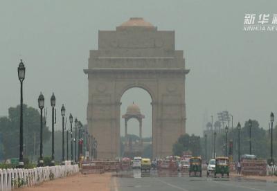 第六次中印战略经济对话在印度新德里举行
