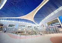 上海浦东机场将启用全球最大单体卫星厅