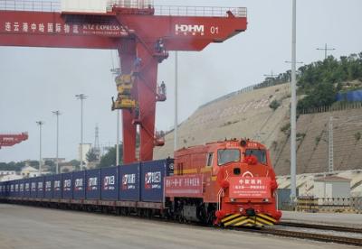 连云港:占先机,打造连接中亚出海大通道
