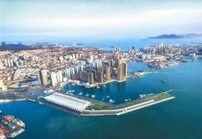 上半年青岛邮轮母港客运量增幅全国最高